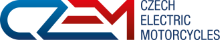 Czech Eletric Motorcycles logo